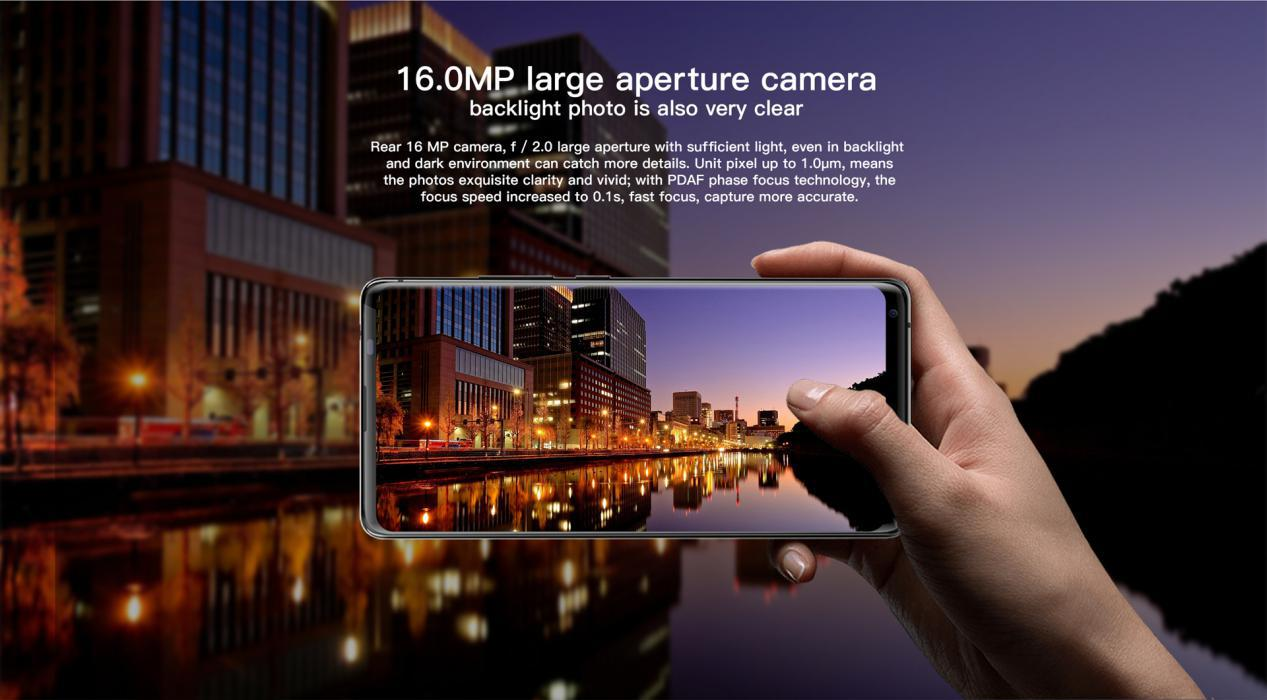 AllCall MIX2 Packing 16 MP Large Aperture Camera, Shows Impressive Photos