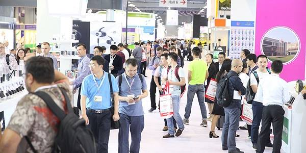 AllCall hit 50000 units in HK Mobile Electronics Exhibition